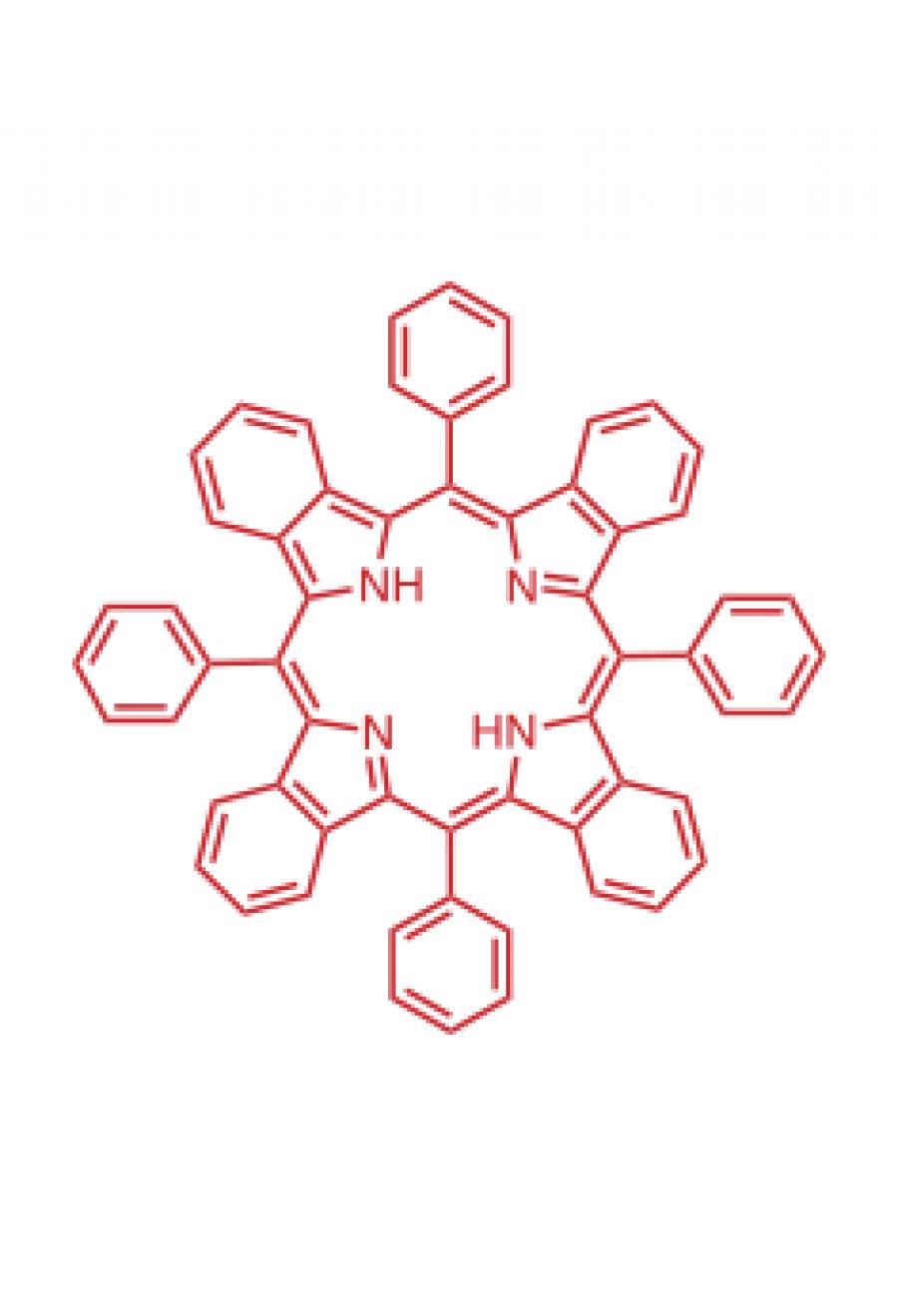 5,10,15,20-(tetraphenyl)tetrabenzoporphyrin