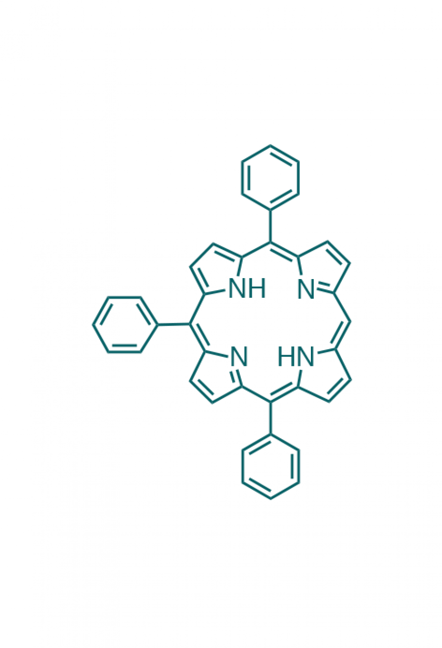 5,10,15-(triphenyl)porphyrin
