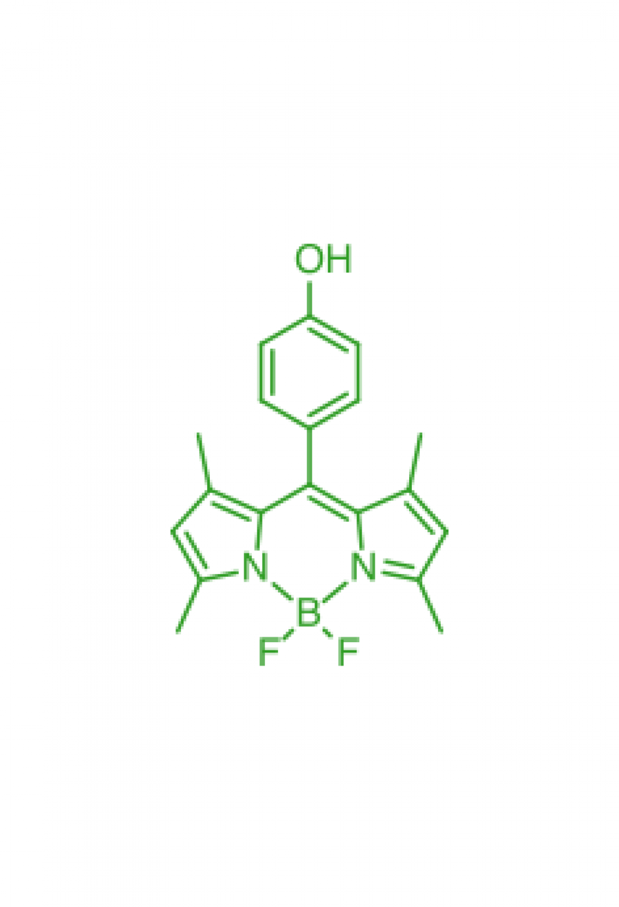 1,3,5,7-tetramethyl-8-(4-hydroxyphenyl)BODIPY