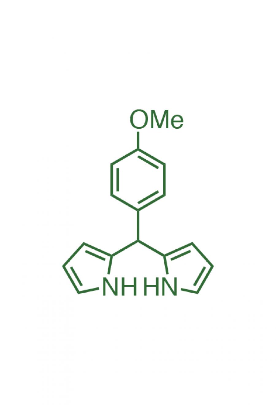 5-(4-methoxyphenyl)dipyrrylmethane