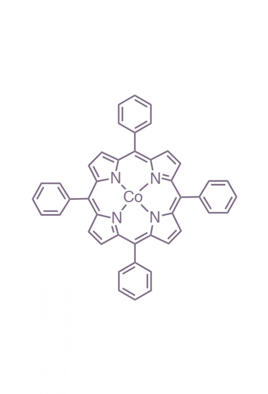 cobalt(II) 5,10,15,20-(tetraphenyl)porphyrin