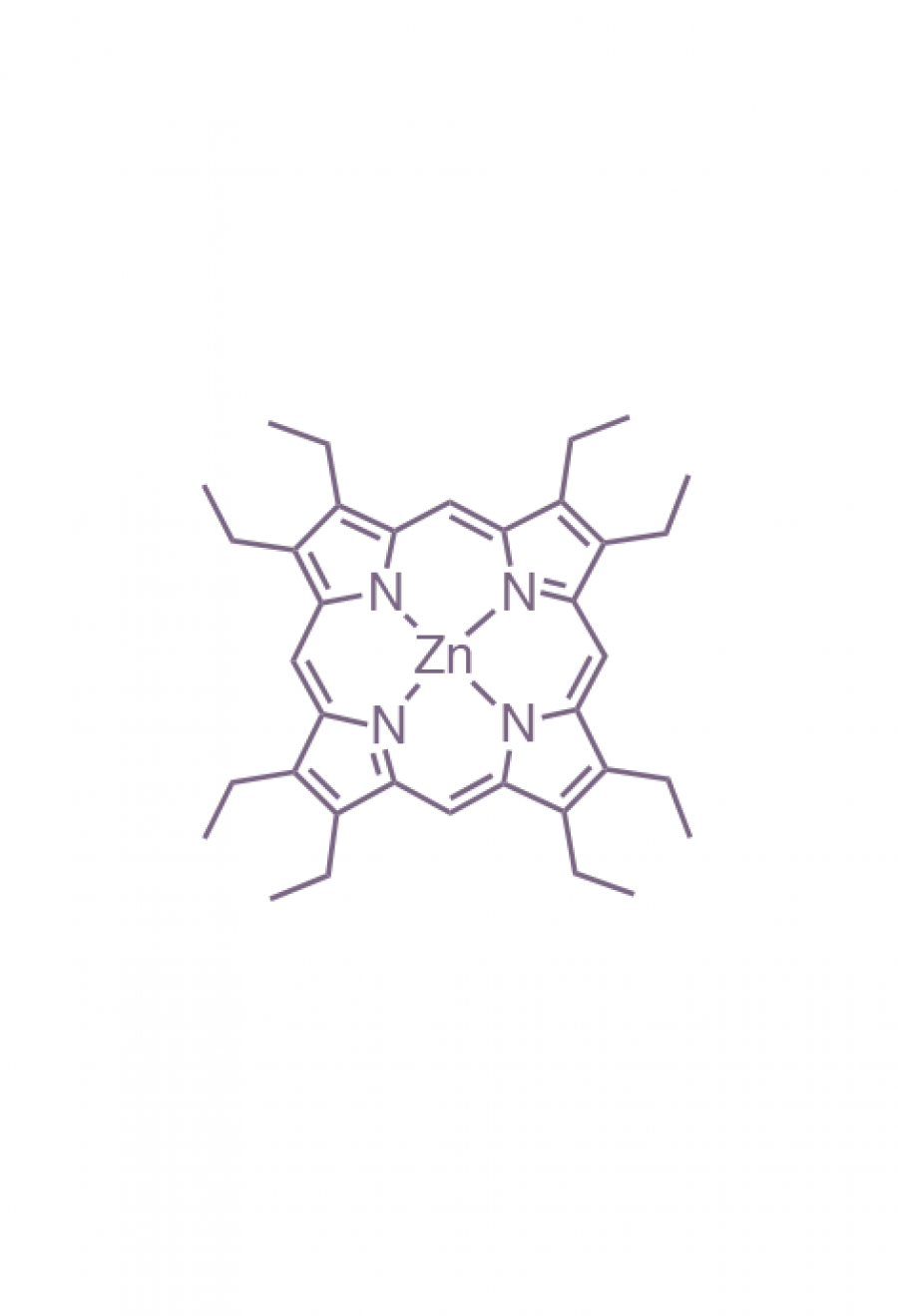 zinc(II) 2,3,7,8,12,13,17,18-(octaethyl)porphyrin