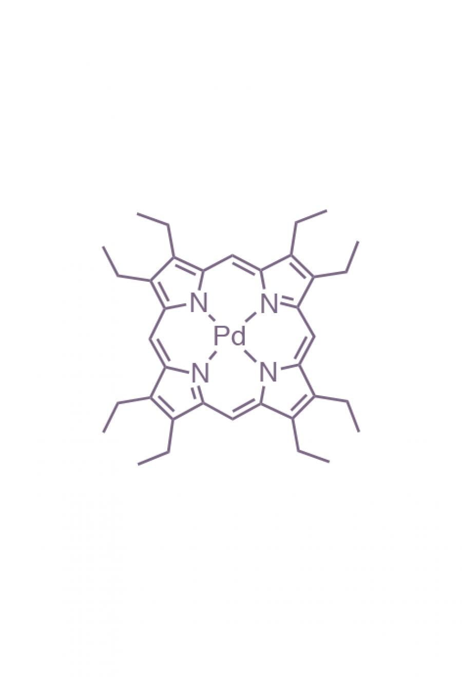 palladium(II) 2,3,7,8,12,13,17,18-(octaethyl)porphyrin