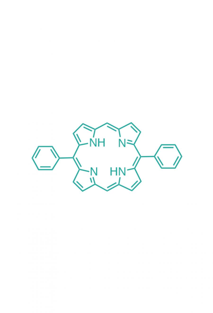 5,15-(diphenyl)porphyrin