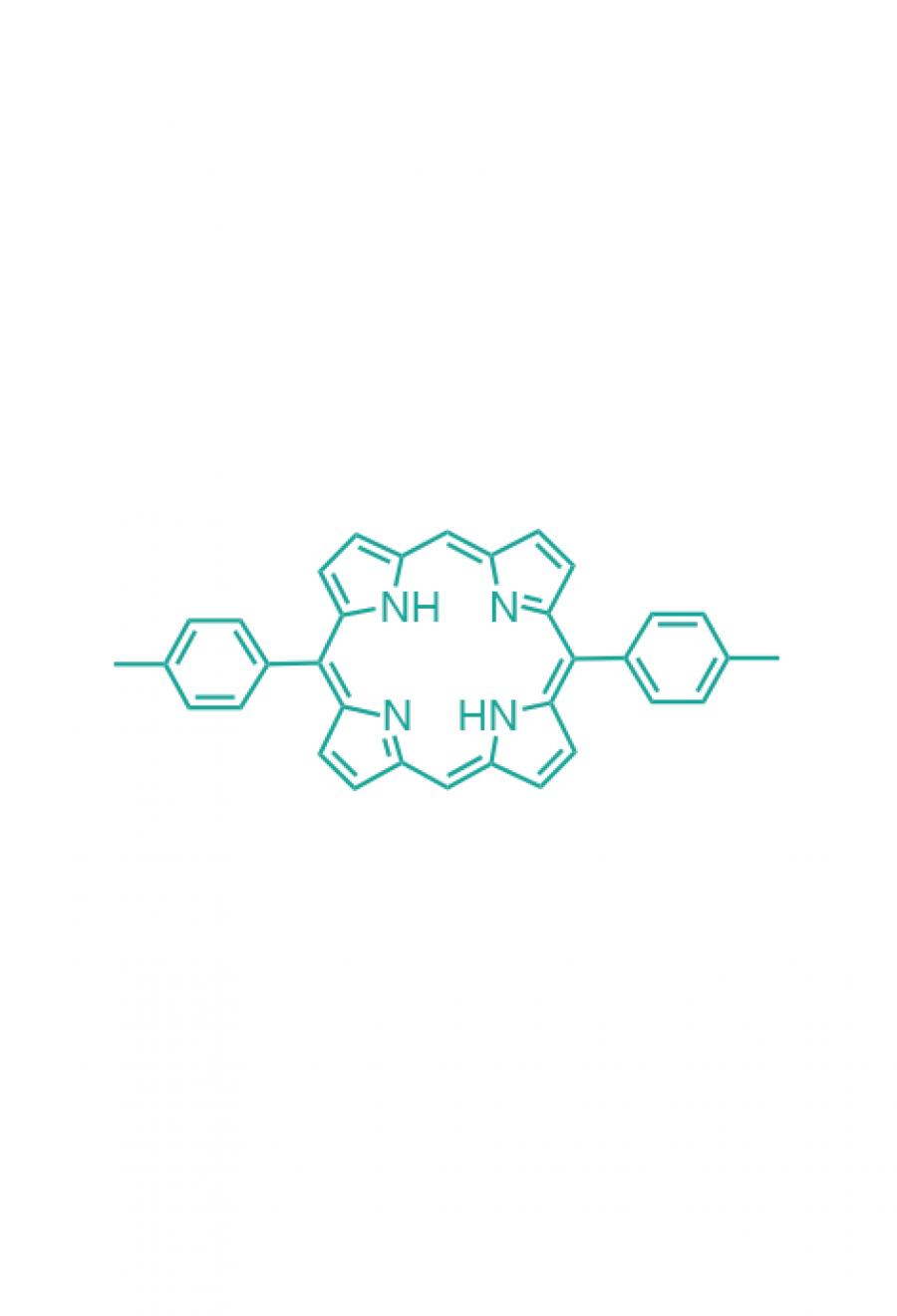 5,15-(di-p-tolyl)porphyrin