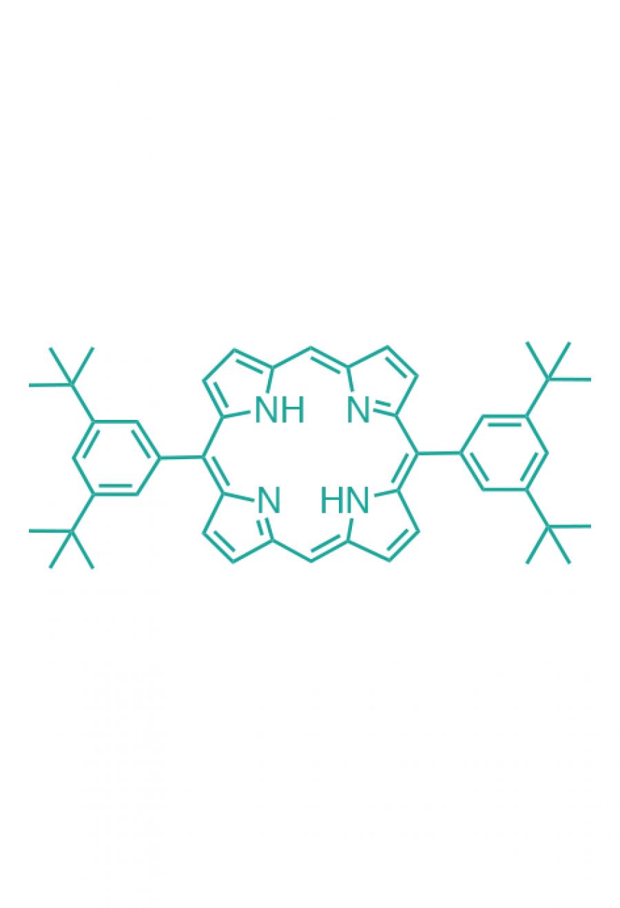 5,15-(di-3,5-di-tert-butylphenyl)porphyrin
