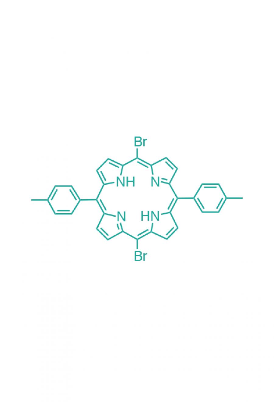 5,15-(di-p-tolyl)-10,20-(dibromo)porphyrin