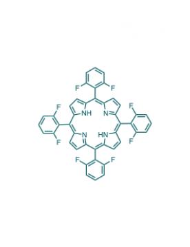 5,10,15,20-(tetra-2,6-difluorophenyl)porphyrin