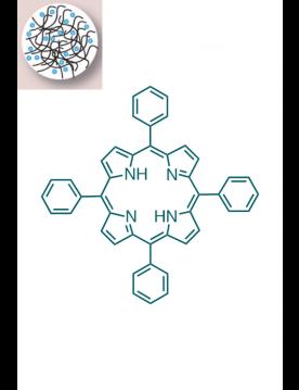 Nano Chitosan / 5,10,15,20-(Tetraphenyl)porphyrin