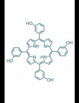 5,10,15,20-(tetra-3-hydroxyphenyl)porphyrin