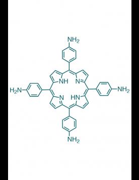 5,10,15,20-(tetra-4-aminophenyl)porphyrin