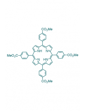 5,10,15,20-(tetra-4-methoxycarbonylphenyl)porphyrin