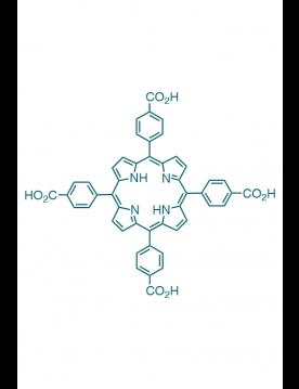 5,10,15,20-(tetra-4-carboxyphenyl)porphyrin