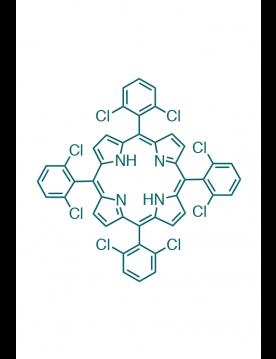 5,10,15,20-(tetra-2,6-chlorophenyl)porphyrin