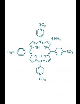 5,10,15,20-(tetra-4-sulfonatophenyl)porphyrin tetraammonium