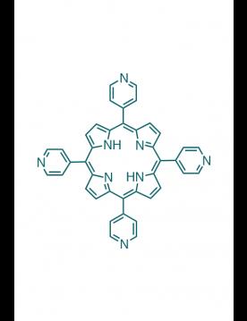 5,10,15,20-(tetra-4-pyridyl)porphyrin