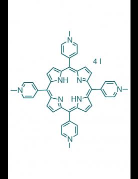 5,10,15,20-(tetra-N-methyl-4-pyridyl)porphyrin tetraiodide