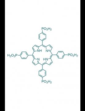 5,10,15,20-(tetra-4-phosphonatophenyl)porphyrin