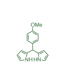 5-(4-methoxyphenyl)dipyrrylmethane