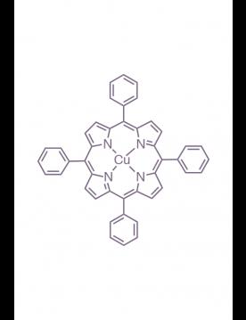 copper(II) 5,10,15,20-(tetraphenyl)porphyrin