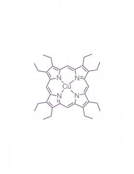 copper(II) 2,3,7,8,12,13,17,18-(octaethyl)porphyrin