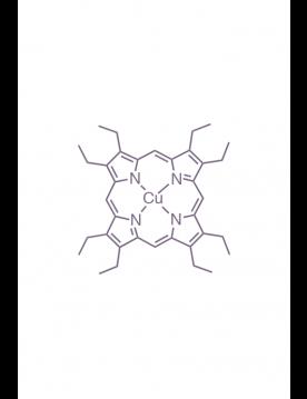 copper(II) 2,3,7,8,12,13,17,18-(octaethyl)porphyrin