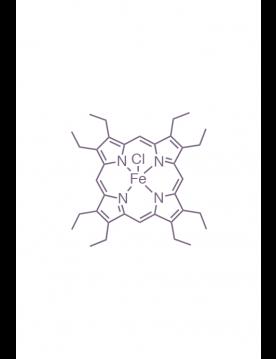 iron(III) 2,3,7,8,12,13,17,18-(octaethyl)porphyrin chloride