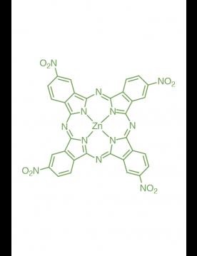zinc(II) 2,9,16,23-(tetra-nitro)phthalocyanine