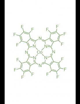 cobalt(II) 1,2,3,4,8,9,10,11,15,16,17,18,22,23,24,25-hexadeca(fluoro)phthalocyanine