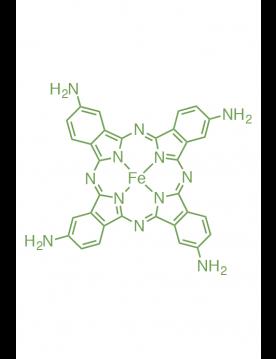 iron(II) 2,9,16,23-tetra(amino)phthalocyanine
