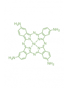nickel(II) 2,9,16,23-tetra(amino)phthalocyanine