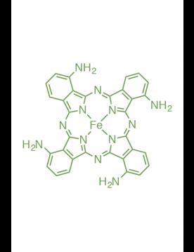 iron(II) 1,8,15,22-tetra(amino)phthalocyanine