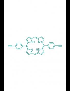 5,15-(di-4-ethynylphenyl)porphyrin