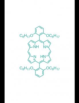5,15-(di-2,6-octyloxyphenyl)porphyrin
