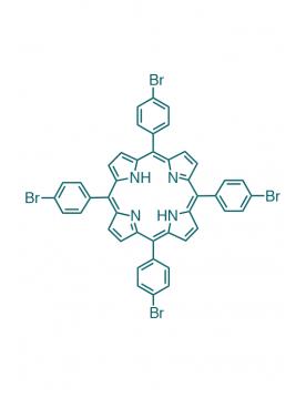 5,10,15,20-(tetra-4-bromophenyl)porphyrin